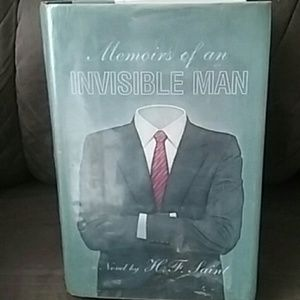 Other - MEMOIRS OF AN 'INVISIBLE MAN(price firm)!